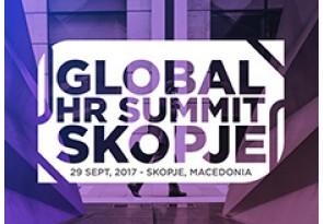 Global HR Summit Skopje-2017