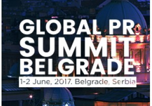 Global PR Summit Belgrade-2017