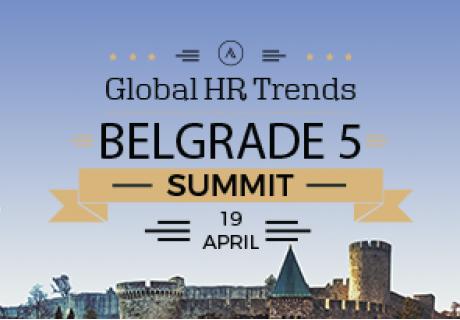 Global HR Trends Summit Belgrade 5-2018