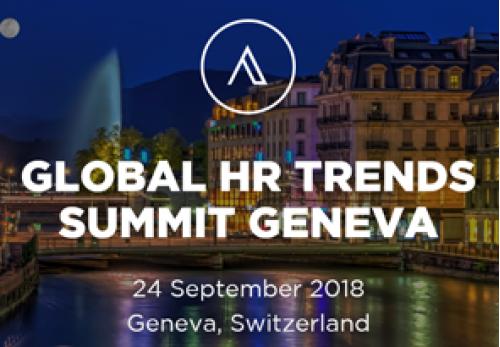 Global HR Trends Summit Geneva-2018