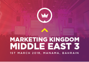 Marketing Kingdom Middle East 3-Bahrain-2018