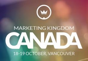 Marketing Kingdom Canada-2018