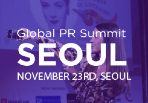 Global PR Summit Seoul-2018