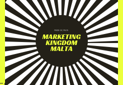 Marketing Kingdom Malta-2019