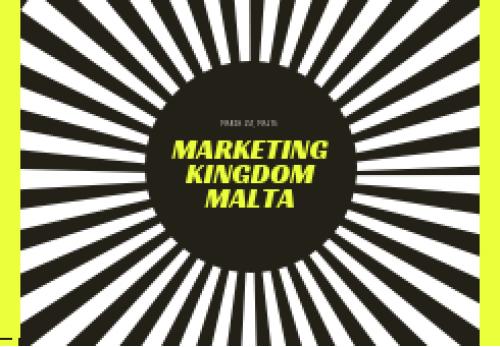Marketing Kingdom Malta-2019