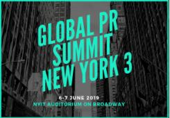 Global PR Summit New York 3-2019
