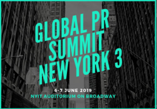 Global PR Summit New York 3-2019