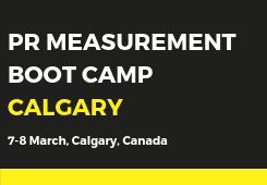 PR Measurement Boot Camp-2019