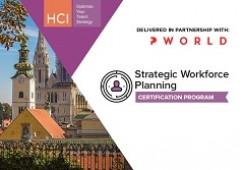 Strategic Workforce Planning Certification Program Zagreb