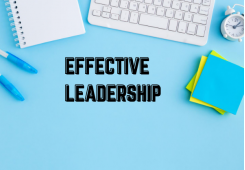 EFFECTIVE LEADERSHIP IN TIMES OF COVID-19