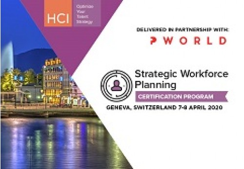 Strategic Workforce Planning Certification Program Geneva
