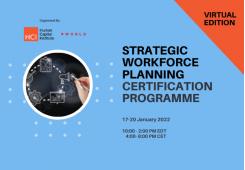 Strategic Workforce Planning Virtual Edition January 2022