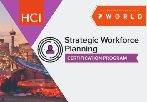 Strategic Workforce Planning Certification Program Calgary