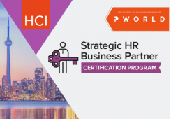 Virtual Strategic HR Business Partner (sHRBP) Certification Program