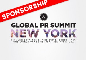Global PR Summit New York-Sponsorship-2017